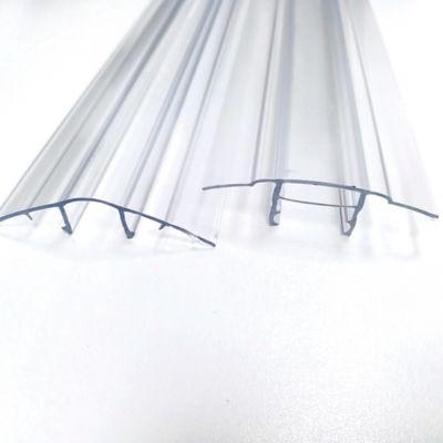 Kit Conector HCP 5.90mt Transparente Tapa Y Base