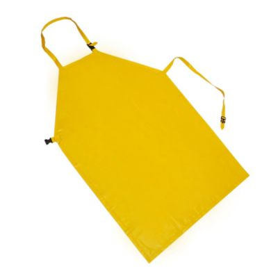 Delantal PVC Amarillo