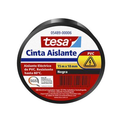 Cinta Aislante 18mm X 15m