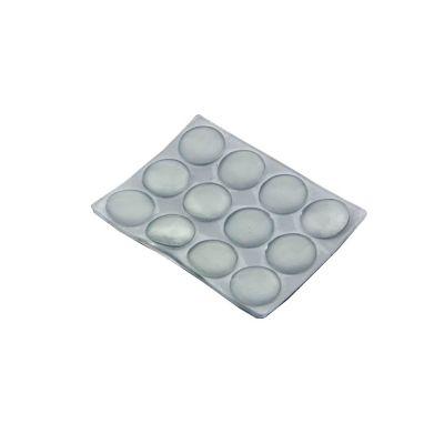 Bumpon Adhesivo Multiuso 20mm 12und