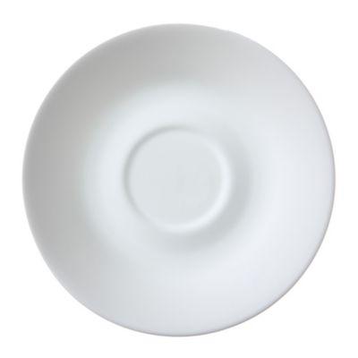 Plato en Vitrocerámica de 16 cm Blanco