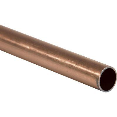 Tubo Cobre de Gas Tipo L 1/2 Pg x 6 Metros