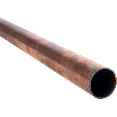 Tubo Cobre L 1pg x 6m