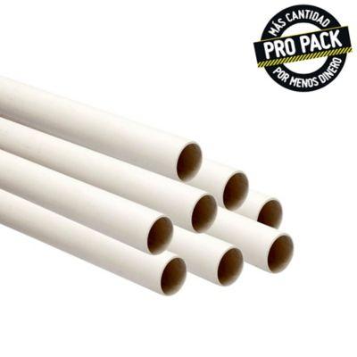 Tubo 1/2x3m 6Und Presión 9-500 psi Propack