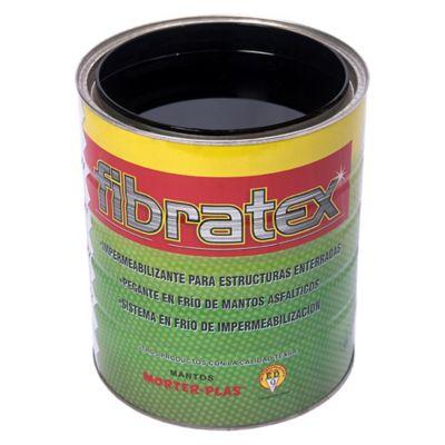 Fibratex 1/4 Gal. 1,1 Kg Imperemeabilizante y Pegante