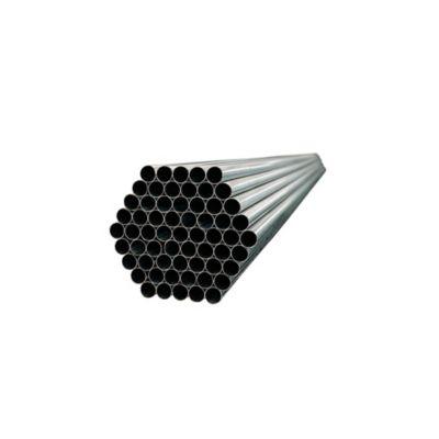 Tubo Cerramiento Galvanizado 2pg x 1.91mm x 6m