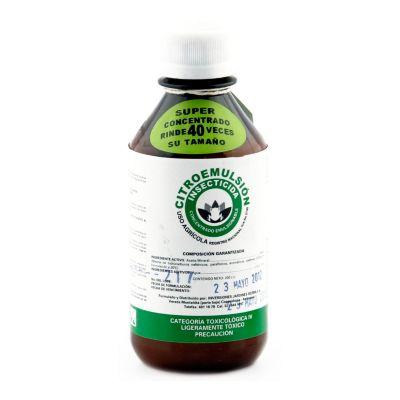 Citroemulsión insecticida 230 cc