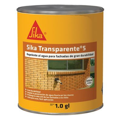 Sika Transparente 5 3k