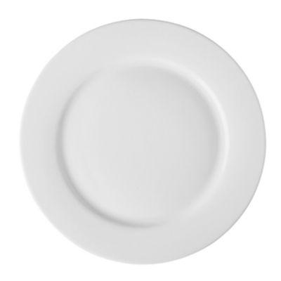 Plato Pando 27.2cm Actualite Blanco