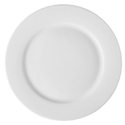 Plato Pando 31.5cm Actualite Blanco