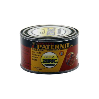 Sella zinc 1/16 galón, Paternit