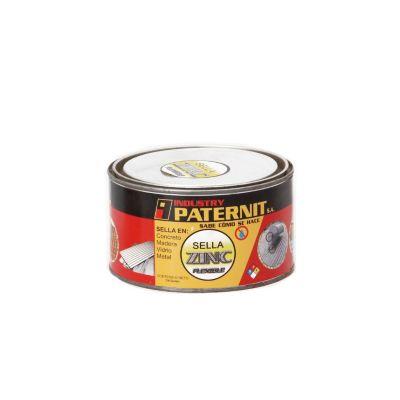 Sella zinc 1/4 galón, Paternit