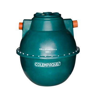 Filtro 500 Litros Anaeróbico Ovoide