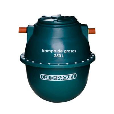 Tanque Trampa de Grasa de 250 Litros