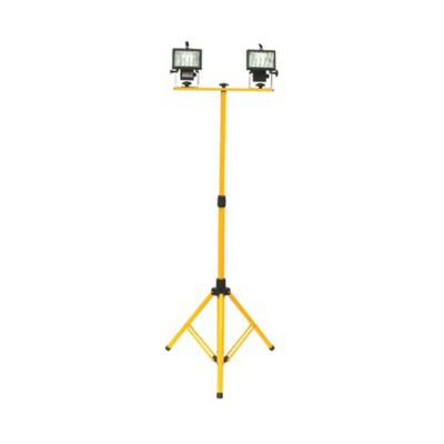 Alquiler Reflector Doble Tripode 2 X 30W