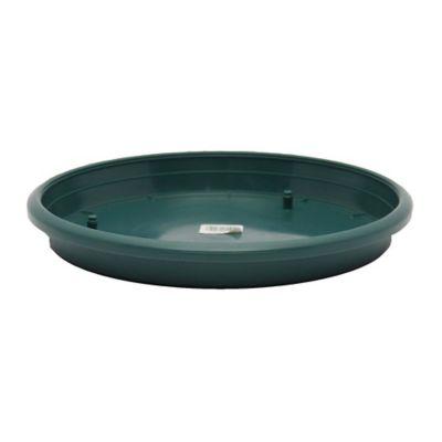 Plato matera 36 cm verde