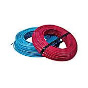 Alambre #8 100 metros azul Conectores y Cables