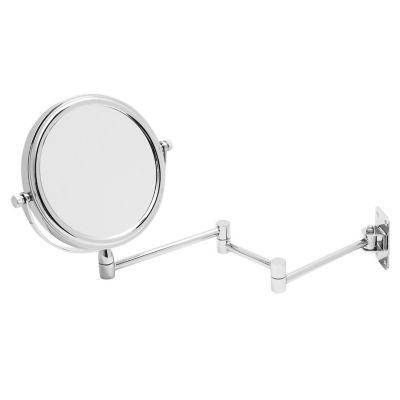 Espejo extensible cromado dimensional decoraci n ba os - Fijaciones para espejos ...