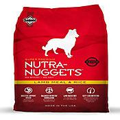 Nutra Nuggets Cordero y Arroz 3 kg