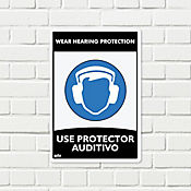 Senal USE Protector Auditivo 22x15cm