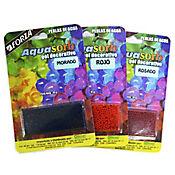 Aquasorb Perlas X 10Gr Colores Surtidos
