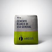 Cemento Argos Blanco 20kg