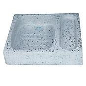 Lavadero granito con jabonera 60 x 55 cm