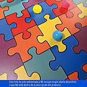 Piso vinilo dúo puzzle ancho