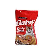 Gatsy recetas caseras sabor a carne, arroz y maíz x 8 kilos