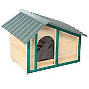 Casa Para Perro Pequeña 58 X 42 X 47 Cm
