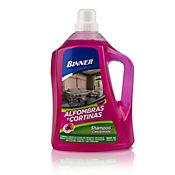 Limpiador y Desmanchador Shampoo De Alfombras Cortinas Bouquet 1.9 lt