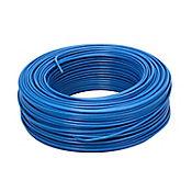 Alambre #12 100m Azul