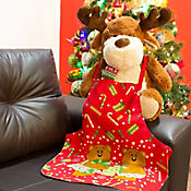 Delantal Navidad