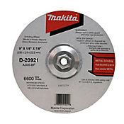 Disco abrasivo corte metal 9 x 3/32 pulgadas D20921