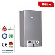 Calentador 16 lt Hydropower tiro natural gas natural