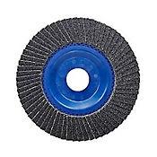 Disco flap 7 pulgadas  (17,7 cm ancho) granos 80 blumetal/plástico 2608607371