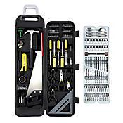 Set de herramientas para el hogar 218 piezas TC253-40