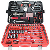 Set 178 piezas herramientas mecánicas 1/4 -1/2  SD-GS503