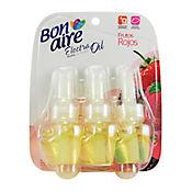 Ambientador Oil Eléctrico Repuesto x 3 Und Frutos Rojos 25 ml