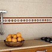 Lápiz para Baño y Cocina Trenza 2x26 cm Café