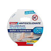 Cinta Antideslizante Baño 25mmx5m