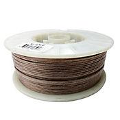 Cable dúplex eléctrico 2 x 16 mm 1 metro SPT cristal