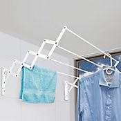 Tendedero Pared 4 Tubos 80cm 15 Kls Eco Blanco