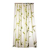 Cortina de Baño Bambú Peva 12 Ganchos 178x180 cm