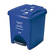 Caneca Pedal Plástico 20Lt