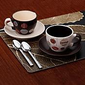 Set de Café de 4 Puestos Coffe