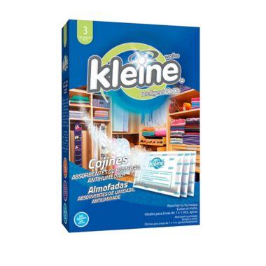 24f69ee88 Absorbentes De Humedad 3 Cojines 50 gr Cada Uno - Kleine - 204256