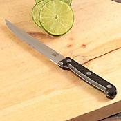Cuchillo 13 cm acero mango plástico
