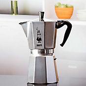 Cafetera moka express 6 tazas