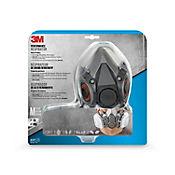 Kit Respirador Pintura 2 Vías 6211P